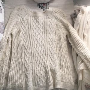 Faded Glory Sweaters - Cable Knit Sweater